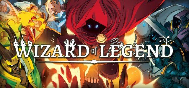 スピーディーでダイナミックなダンジョン・アクション『Wizard of Legend』が登場