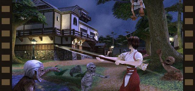 妖鬼を浄化する求道者求む!「吾妻邸くわいだん」がPS4で発売