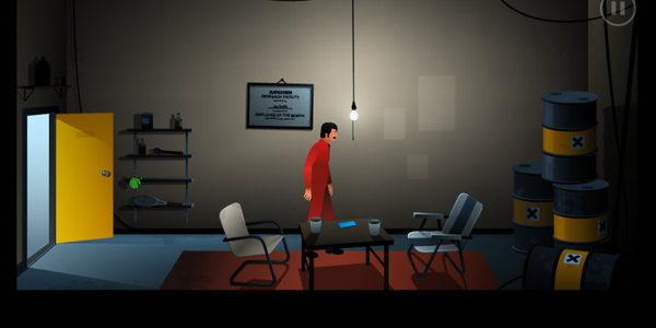 過去と未来を行き来する謎解きアドベンチャー「The Silent Age サイレントエイジ」がモバイルでリリース