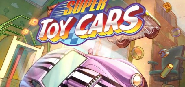 NintendoSwitch向けレースゲーム「Super Toy Cars」リリース