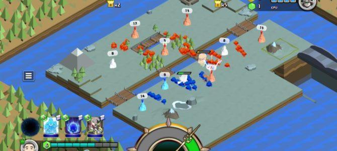 3分間で終わる、わちゃわちゃRTS「WAR of Zodiac」がスマホゲームで登場