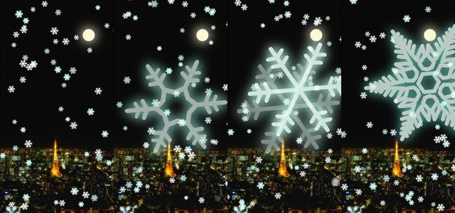 童心に帰って雪を愉しむ「FLOW SNOW」がiOSで登場