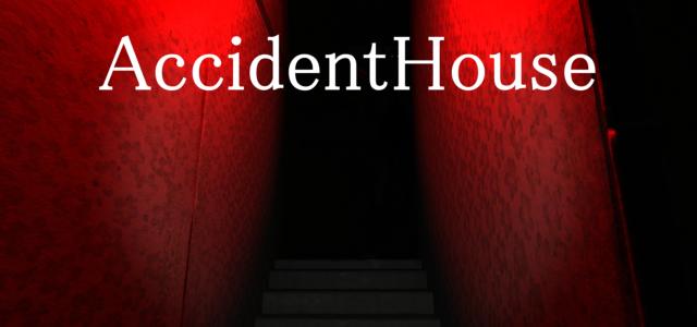 新作ホラーアドベンチャーゲーム『AccidentHouse』開発で開発機材調達にむけてクラウドファウンディングがスタート