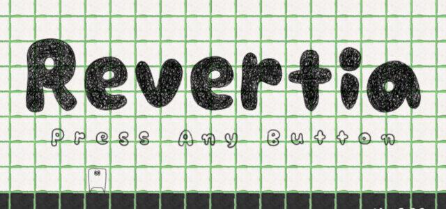 ひらめき×オセロパズル『リバーティア』 がSteamで配信開始