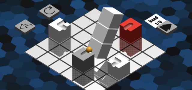 3Dレールパズル『コネクト3D』がGoogle Playで1/25より配信開始