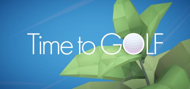 ゴルフ登山ゲームという新ジャンル!? 『Time to GOLF』がSteamで配信開始