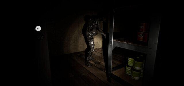 クリーチャーの視界を盗視して廃屋敷脱出をめざせ! 新感覚サバイバルホラーゲーム『THE MADHOUSE   感染屋敷』がSteamで2021年にリリース予定